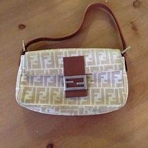 Authentic Vintage Fendi Handbag Photo