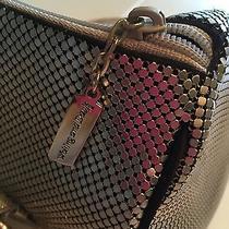 Authentic Whiting & Davis Silver Mesh Handbag Photo