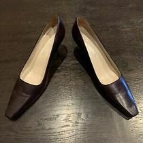 Authentic Women's Chanel Pumps Heels Size 40 Made in France Wow Rare Photo