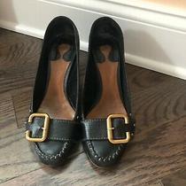 Authentic Womens Chloe Leather Shoes Pumps Size 38 Photo