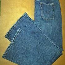 Authentic Womens Classic Levi Signature Jeans Size 14 S Misses Photo