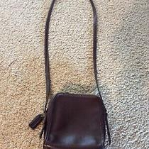 Authenticated Coach Bellini Mini Crossbody Glove Tanned Cowhide Leather  9139 Photo