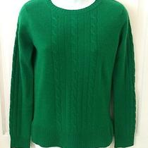 Autumn Cashmere Green Sweater Photo
