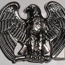 Avon. 1982 Patriotic Eagle Belt Buckle Vintage Photo