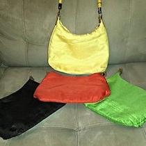 Avon 4 Piece Interchangeable Handbag Set Nwot Photo