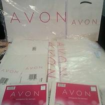 Avon Bags and 2 Order Books 180 Pieces Photo