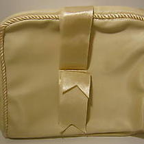 Avon  Beige Beauty  Bag   New Photo