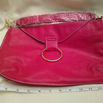 Avon Big Ring Handbag. Red. New Photo
