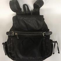 Avon / Black Backpack Purse 11