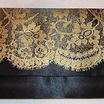 Avon Black/gold Clutch Photo