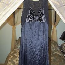 Avon Black Nightgown Photo