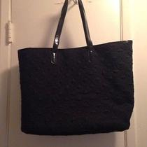 Avon Black Purse/bag Photo