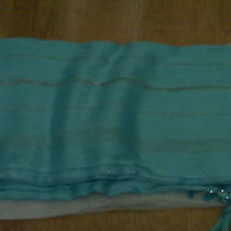 Avon Blue Summer Wrap Scarf Photo