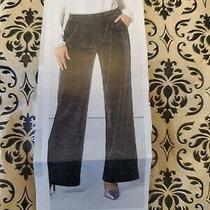 Avon Brand New Black Velvet Pants Photo