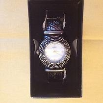 Avon Bronze Watch New in Package  Photo