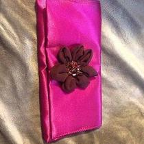 Avon Clutch Purple/burgundy Photo