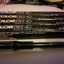 Avon Colortrend Double Fun Shadow and Eye Liner Pink Satin New Photo