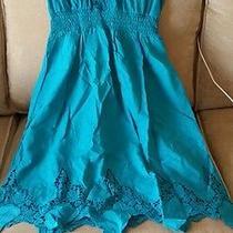 Avon Crochet Trim Midi Dress Photo