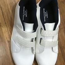 Avon Cushion Walk Memory Foam Womens White Sneakers/tennis Shoes Sz 9 M  Photo