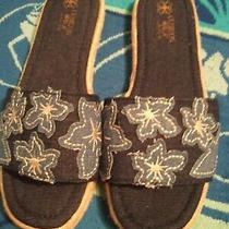 Avon Cushion Walk Shoes Slide on Size 8 Photo