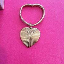 Avon Dangling Heart Keychain Photo
