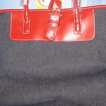Avon Denim Tote Bag Photo