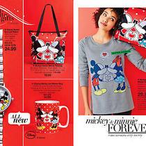 Avon Disney Bundle Bag Watch and Mug Photo