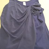 Avon Dressy Blue Top Medium - Never Worn Photo