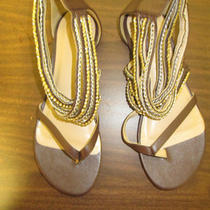 Avon Fancy Gladiator Sandal 7 New Photo