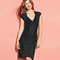 Avon Flirty Polka Dot Dress Size Xl Print Photo