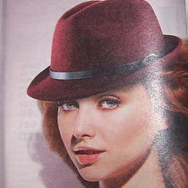 Avon Foxy Fedora Nip Discontinued Item  Photo