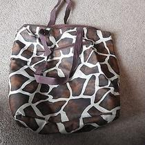 Avon Giraffe Print Purse Photo