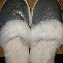 Avon Glitter Shimmer Slipper Size 7/8 Photo