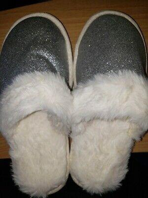 Avon Glitter Shimmer Slipper Size 7/8 Photo
