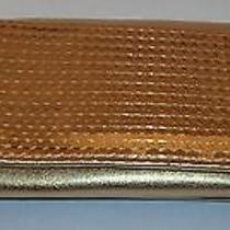 Avon-Gold-Clutch-2005 Avon-New/unused. Photo