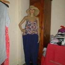 Avon Gorgeous Super Comfy Quality Colld Fabric Viscose Summer Jumpsuit 18  20 Photo