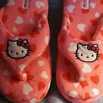 Avon Hello Kitty Slippers Women's 7/8 Photo