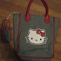 Avon Hello Kitty Tote Bag/pocket Book Photo
