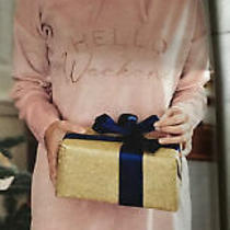 Avon Hello Weekend Velour Dress - Size 16-18 (Large). Brand New Christmas Gift Photo
