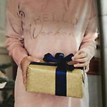 Avon Hello Weekend Velour Dress - Size 16-18 (Large). Brand New Christmas Gift Photo