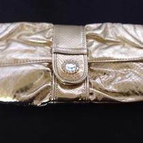 Avon Holiday Golden Clutch Photo