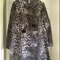 Avon Hooded Pyjama Dress 8-10 Photo