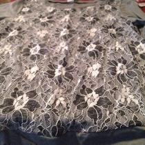 Avon Lace Sweatshirt Photo