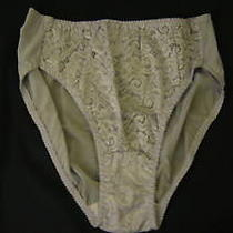 Avon  Lacy Panty   Violet   Size 7   New Photo