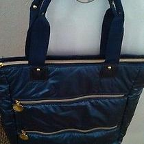 Avon Large Navyblue Handbag  Photo