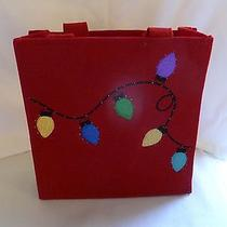 Avon Lighted Holiday Bag (Two for the Price of One) Photo