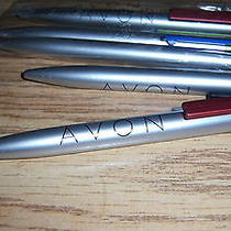 Avon Logo Rep Pen   Avon Logo on Pen  Photo