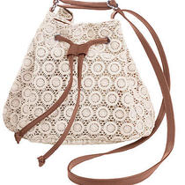 Avon Lovely Crochet Crossbody Photo