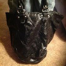 Avon Mark Bag Hand Bag Purse Black Photo