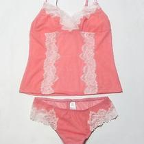 Avon Mark Camisole & Hipster Panty Lingerie Set (Med) Gorgeous Photo